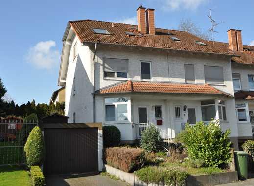 Reiheneckhaus in beliebter MZ-Weisenauer Lage mit schönem Garten und Einzelgarage
