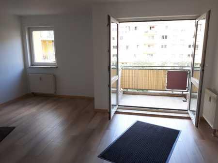 Provisionsfrei! Einraumwohnung mit Balkon in Fürth! in Südstadt (Fürth)