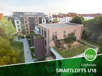 Bild BAUSTART   50 Prozent verkauft   SMARTLOFTS U18   Familien-Loft-Wohnung mit flexiblen Grundriss