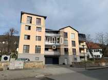 Exklusive 2-Zimmer-Wohnung barrierefrei in Rudolstadt