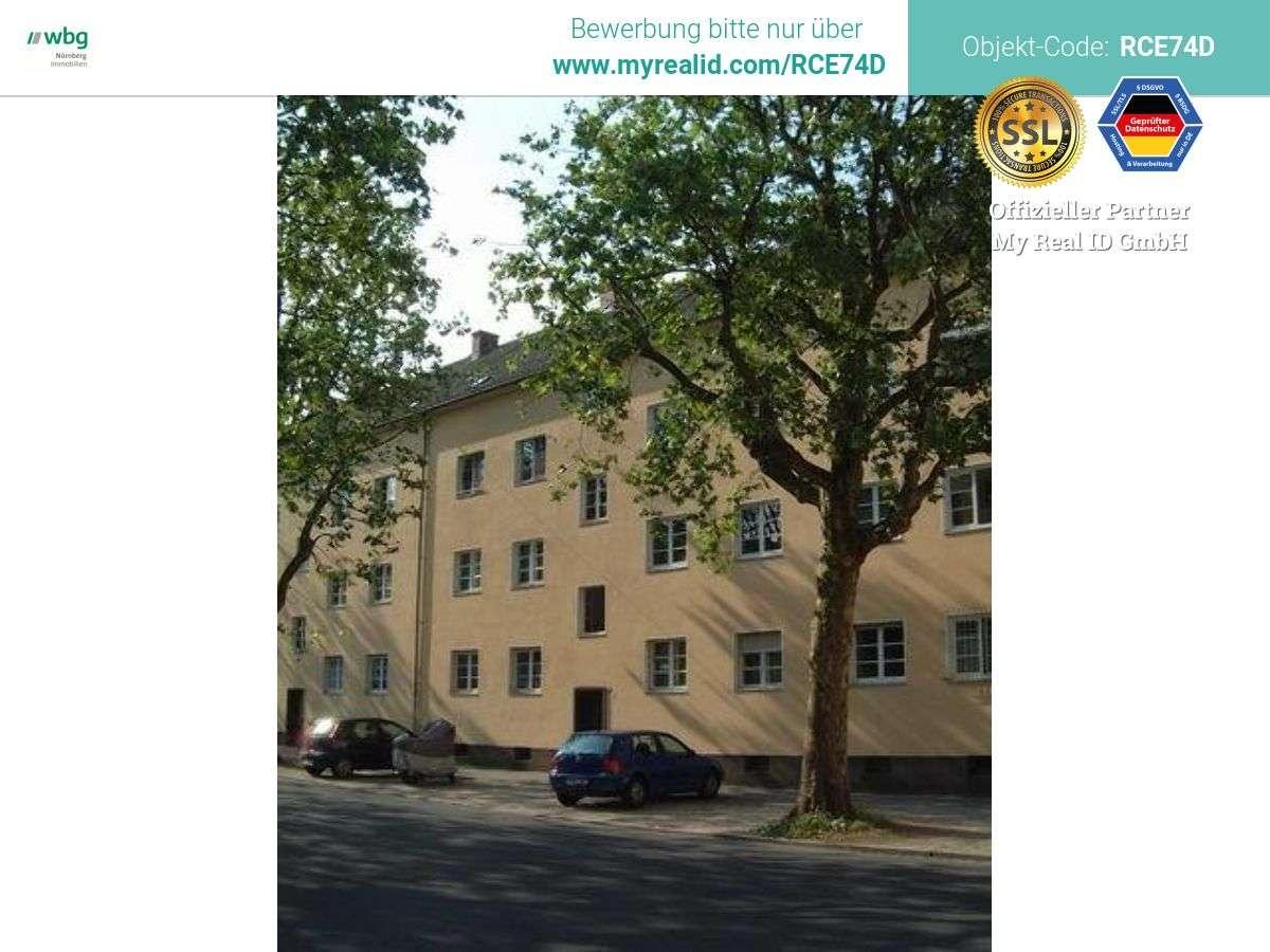 Wohnen in ruhiger Lage in der Nordstadt in Schoppershof (Nürnberg)