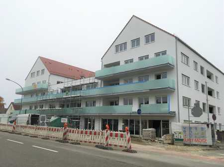 NEUBAU - 2-Zimmer-Maisonettewohnung in Pfuhl zu vermieten in Neu-Ulm (Neu-Ulm)