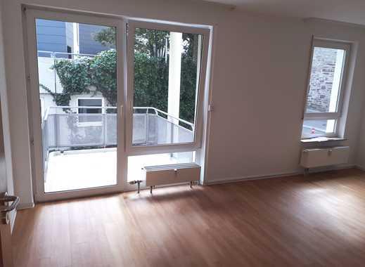 helle 2-Zimmer-Wohnung mit neuer Küche