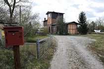 Grundstück mit Garagen- Schuppen- Lagergebäude