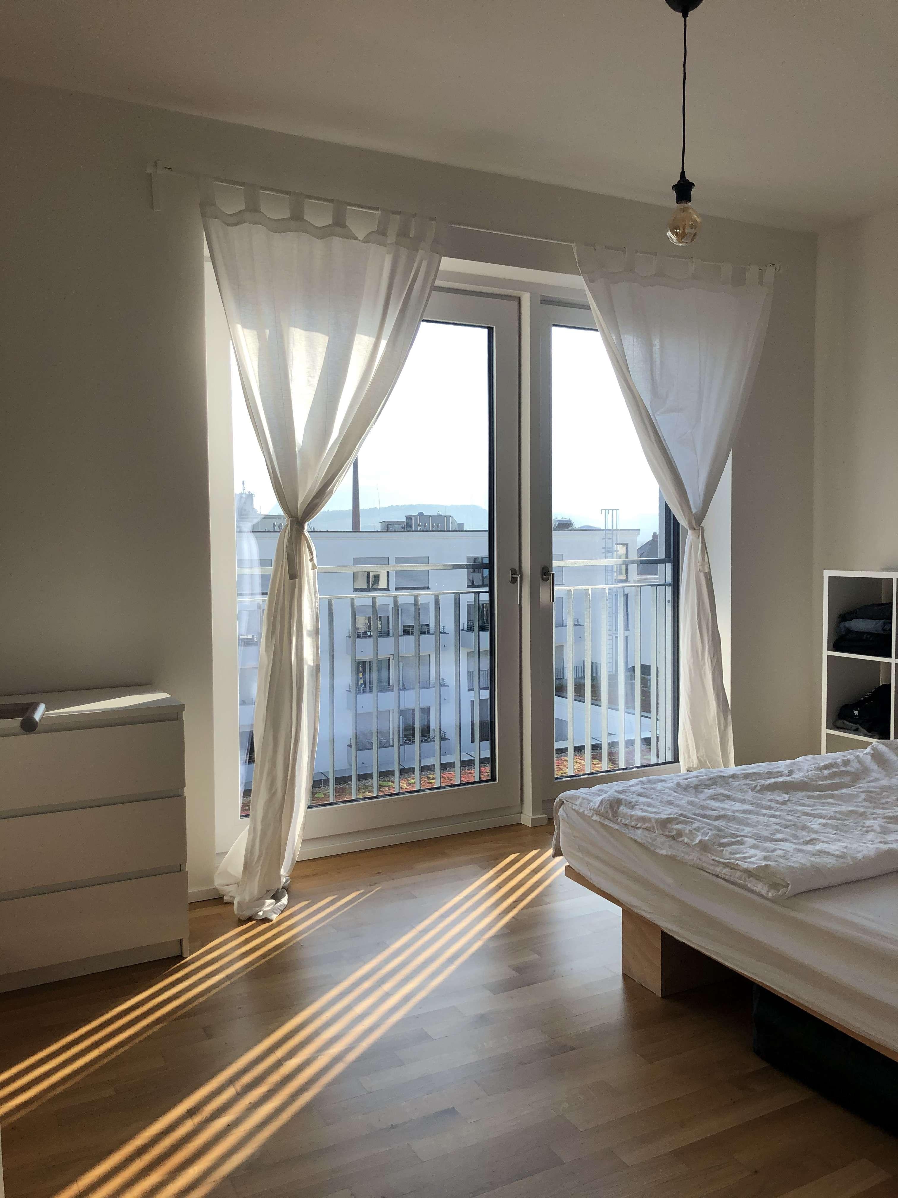 Moderne 2-Zimmer Wohnung mit Balkon in