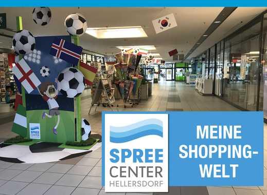 Einzelhandelsfläche im Einkaufscenter
