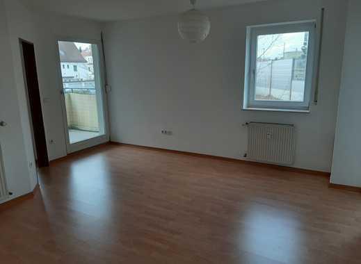 Schöne, gut geschnittene 2-Zimmer-Wohnung mit Balkon in Augsburg-Kriegshaber