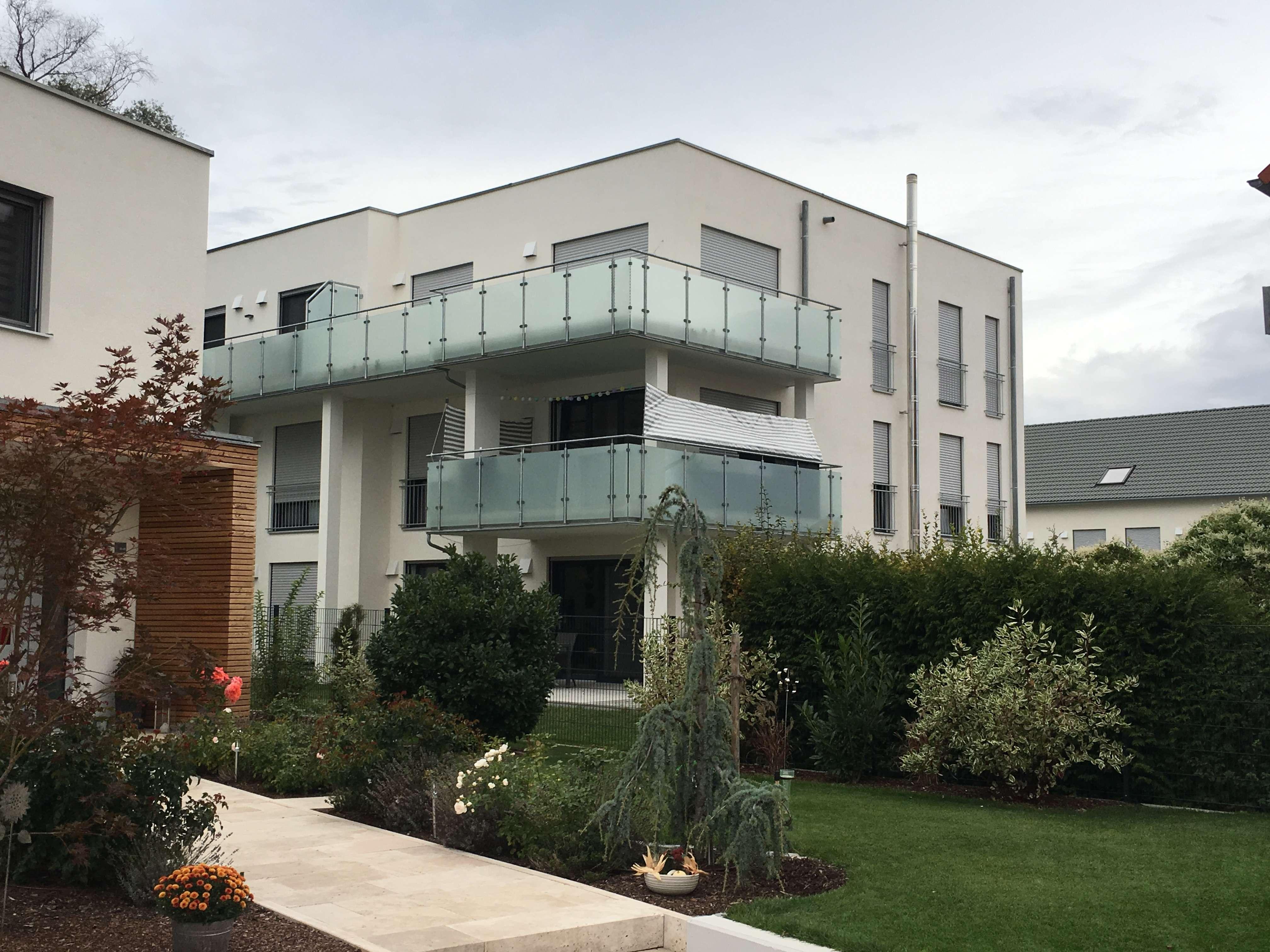 Erstbezug 2017: 4-Zimmer - 1. OG-Mietwohnung - Manching