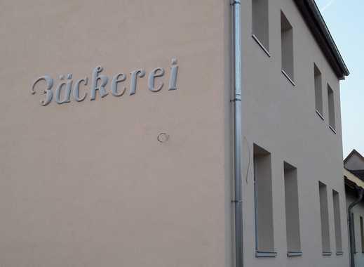 Erstbezug nach Sanierung: ansprechende 3-Zimmer-EG-Wohnung in Brandenburg - Hennickendorf