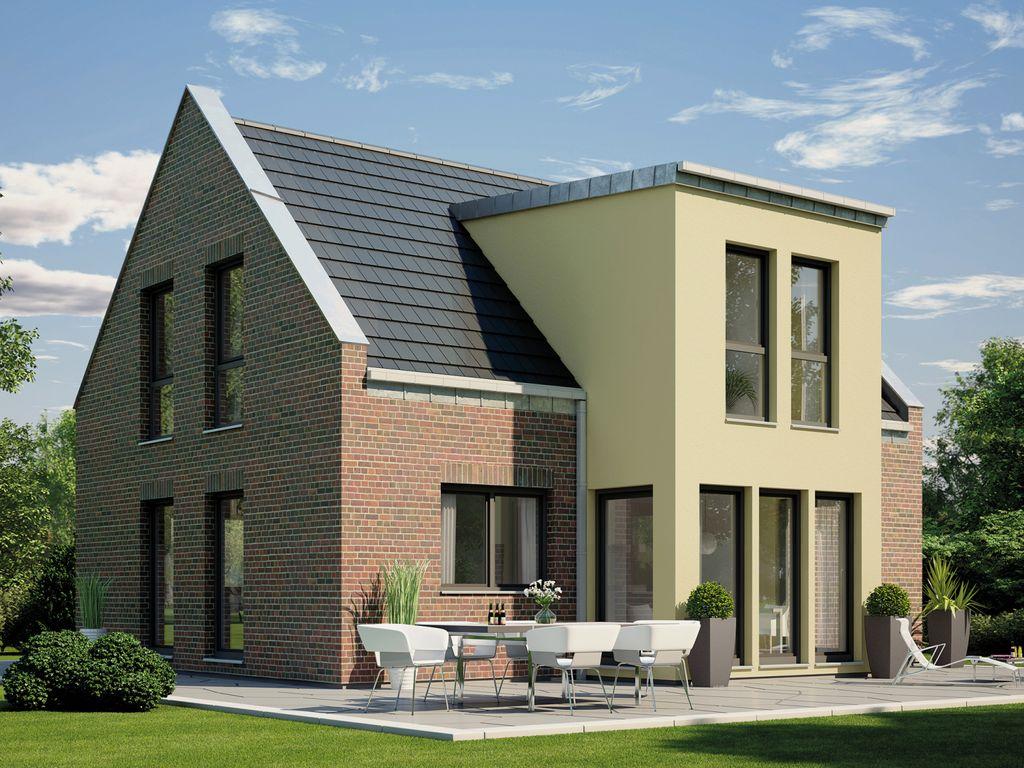Einfamilienhaus Mit Pultdach evolution 122 v9 attraktives einfamilienhaus mit pultdach querhaus