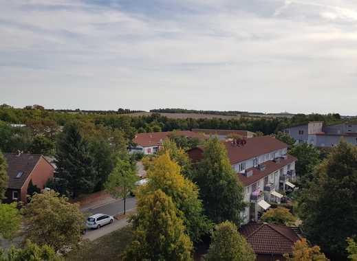 Sonnige 3 Zimmer Wohnung in Hannover, Kirchrode-Anderten mit traumhaftem Weitblick, optional 4. Zi