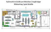 Supermarkt in Top-Lage von Wolfratshausen