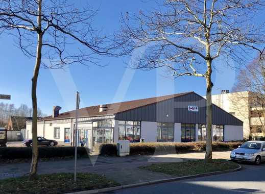 Gepflegter SB Markt / Handelsfläche in zentraler Lage in Bremen-Nord