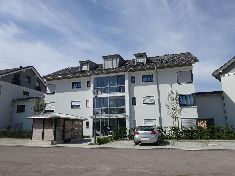 Helle 2-Zimmer-Wohnung Nähe Wasserturm in Ismaning