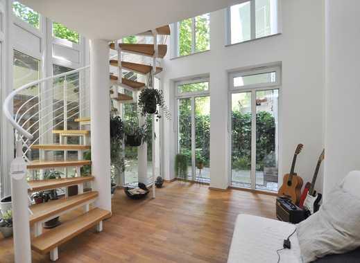 Exklusive 3-Zimmer Maisonette-Wohnung in bester Wohnlage mit großer Terrasse! Komplett renoviert!