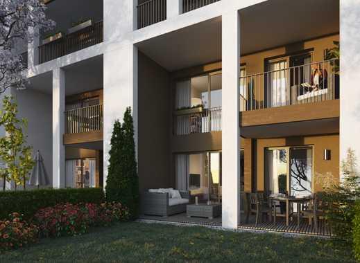 """Atelierhaus - """"Haus im Haus"""" - Wohnen auf zwei Ebenen mit eigenem Garten direkt in Regensburg"""