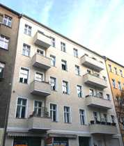 Bild Hinterhaus schöne helle 2 Zimmer Wohnung