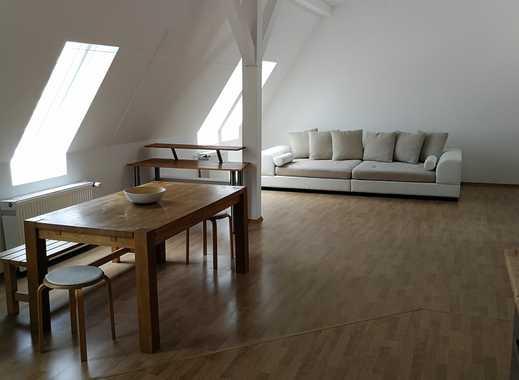 Möbiliertes Maisonette-Loft an der Theresienhöhe