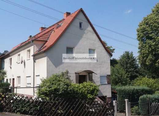 Kleines Reihenendhaus in reizvoller, beliebter Siedlungslage von Dresden/ OT Rochwitz-Oberloschwitz!