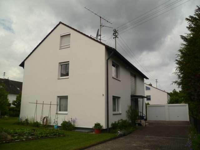 Schöne helle Maisonette Wohnung mit Südbalkon in ruhiger Lage im Neusäßer Stadtteil Westheim in Neusäß