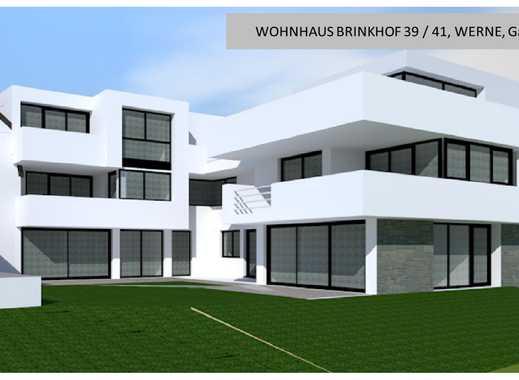 Barrierefreie neuwertige 2,5-Zimmer-Terrassenwohnung mit gehobener Innenausstattung in Werne