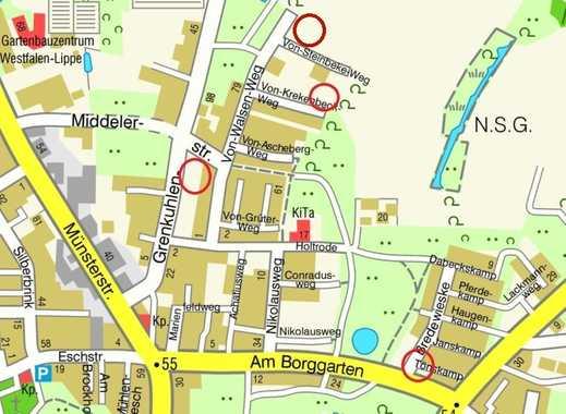 Münster Wolbeck - Baugrundstücke im Baugebiet Wolbeck-Nord