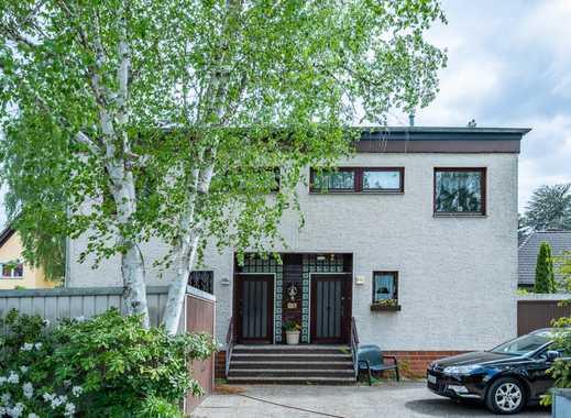 Kapitalanlage - Doppelhaushälfte mit Südwest-Ausrichtung in Marienfelde