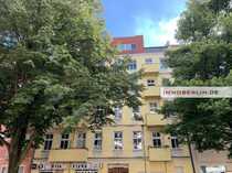 IMMOBERLIN DE - Hübsche Stuck-Altbauwohnung mit