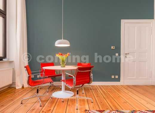 Living with Colors: Interessante ruhige Altbauwohnung in fantastischer Lage Nähe Kurfürstendamm