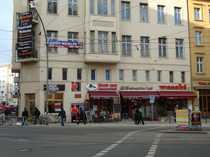 Toplage Kreuzung Oranienburger Friedrichstr Str