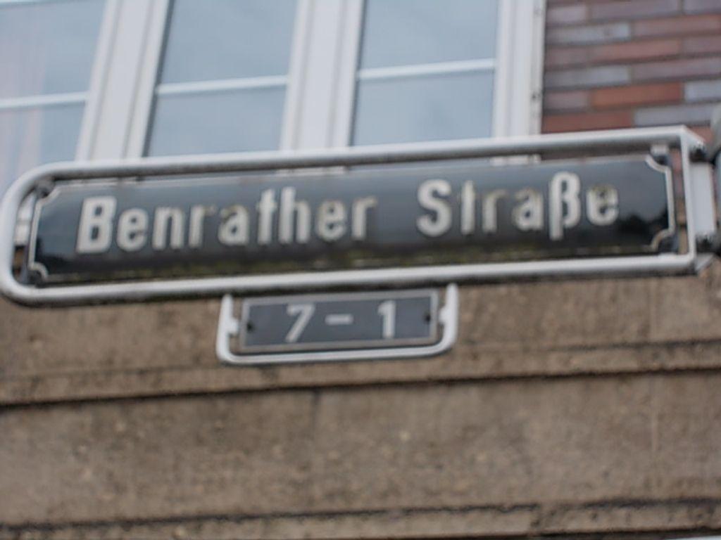 Benrather Strasse