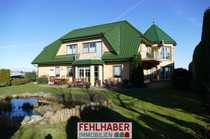 Blick auf Greifswalder Bodden - Haus