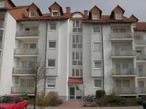 Gepflegte Erdgeschosswohnung mit zwei Zimmern