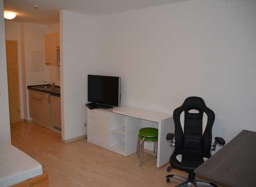 Neuwertige 1-Zimmer-Wohnung mit Einbauküche in Deggendorf in kleiner Wohnanlage