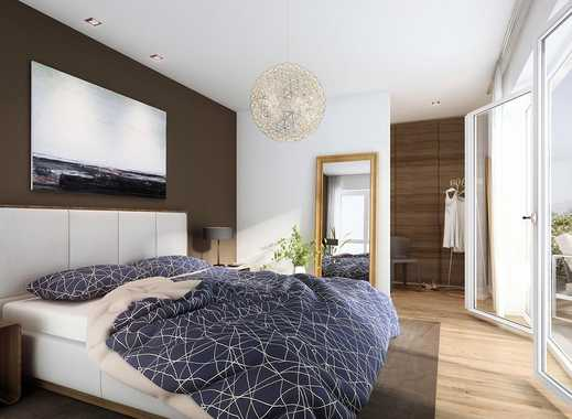 Großzügig Leben! Repräsentative 4-Zimmer-Wohnung auf ca.107 m² mit 3 Schlafzimmern und Ankleide