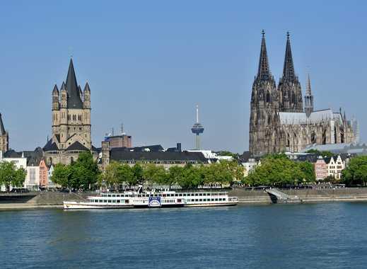 VIVA COLONIA - leben in der City - hoch über den Dächern von Köln