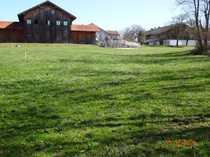 Unbebautes Grundstück südlich von Ebersberg