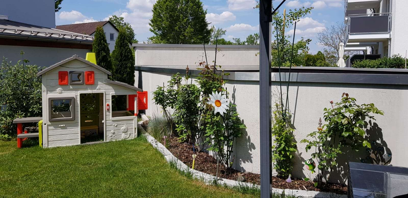 **extra-immobilien** Neubau - Gehobene 2 Zimmer Erdgeschoßwohnung in Moosburg