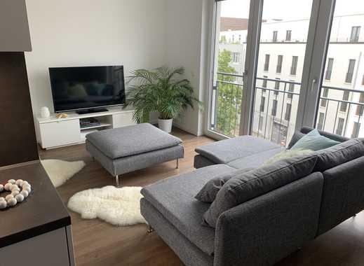 Neues modern möbliertes Apartment an der Stadtgrenze Offenbach/Frankfurt
