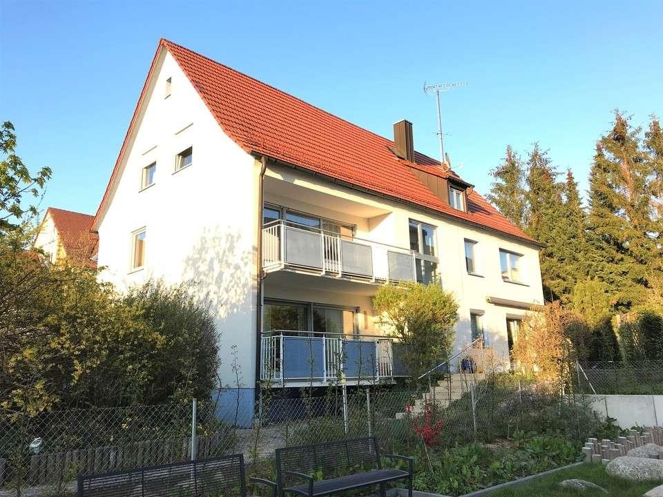 4-Zimmerwohnung mit Süd-Balkon und Einbauküche in Erlangen-Dechsendorf in Dechsendorf (Erlangen)