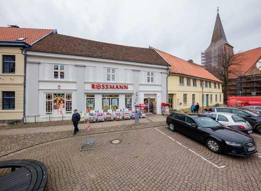 Repräsentative Erdgeschoss-Flächen zentral Am Markt