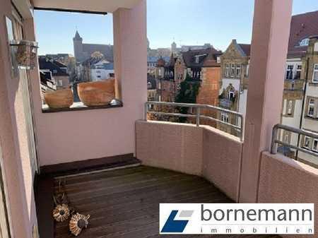 Mit Burgblick - Schmuckstück in bester Nordstadtlage! Hochwertig ausgestattete 3-Zimmer-Wohnung! in Pirckheimerstraße (Nürnberg)