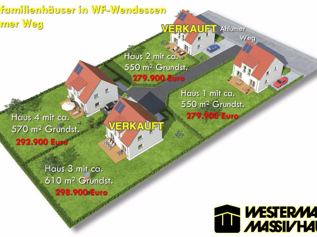 Neues Einfamilienhaus in Bestlage von WF-Wendessen inkl. aller ...