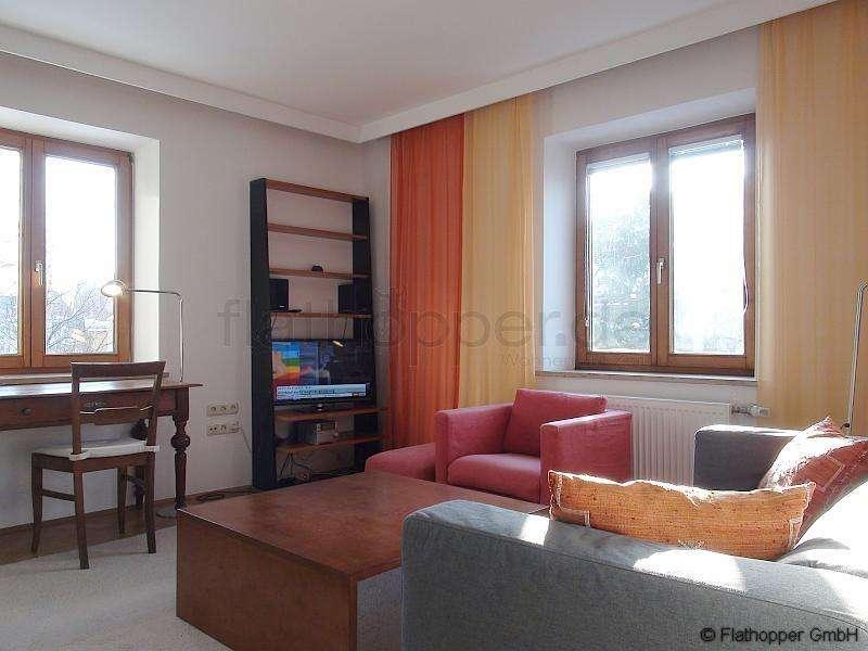 Ruhig gelegene 1,5-Zimmer-Singlewohnung in München - Ramersdorf