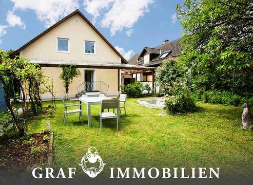Familienfreundliches Einfamilienhaus mit 720 m² Grundstücksfläche in sehr ruhiger Lage - Allach