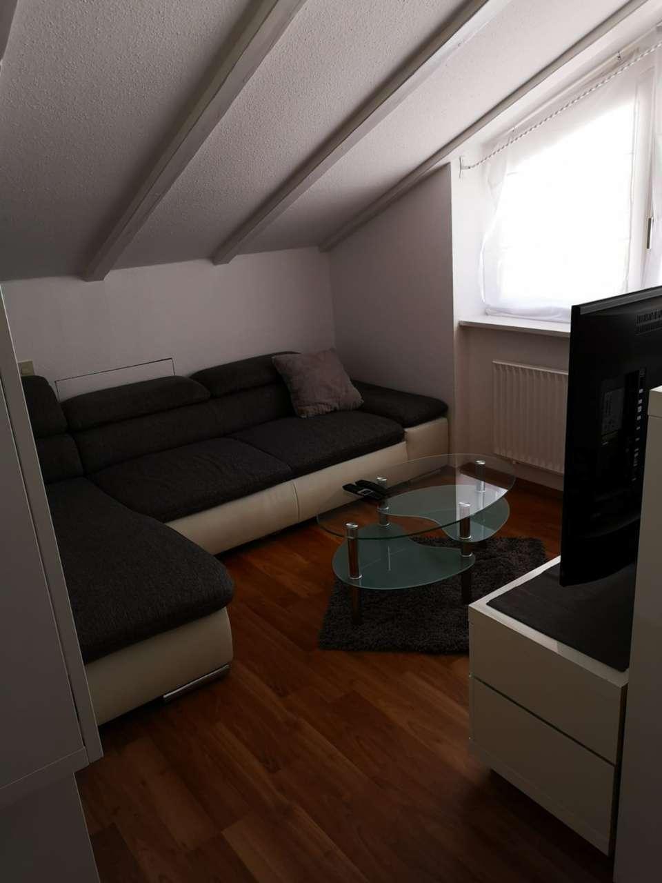 Gemütliche 1-Zimmer-DG-Wohnung in Tegernsee