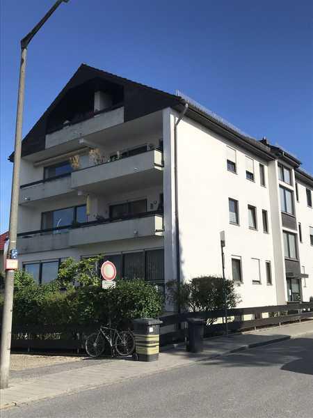 Tolle 2,5-Zimmer-Wohnung mit zwei Balkonen!!! in Neumarkt in der Oberpfalz (Neumarkt in der Oberpfalz)