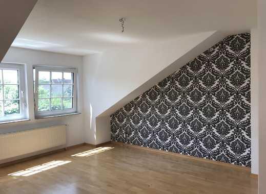 Schöne, helle  2-Zimmer-Dachgeschosswohnung mit EBK in Wankendorf