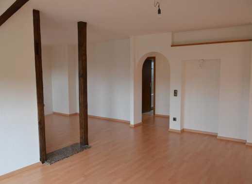 Sehr schöne 72 qm 2-Zimmer-Dachgeschosswohnung mit Einbauküche in Düsseldorf