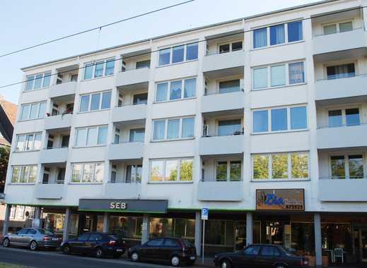 Vahrenwald zentral gelegene 3- Zimmer Wohnung mit Balkon nähe Vahrenwalder Platz